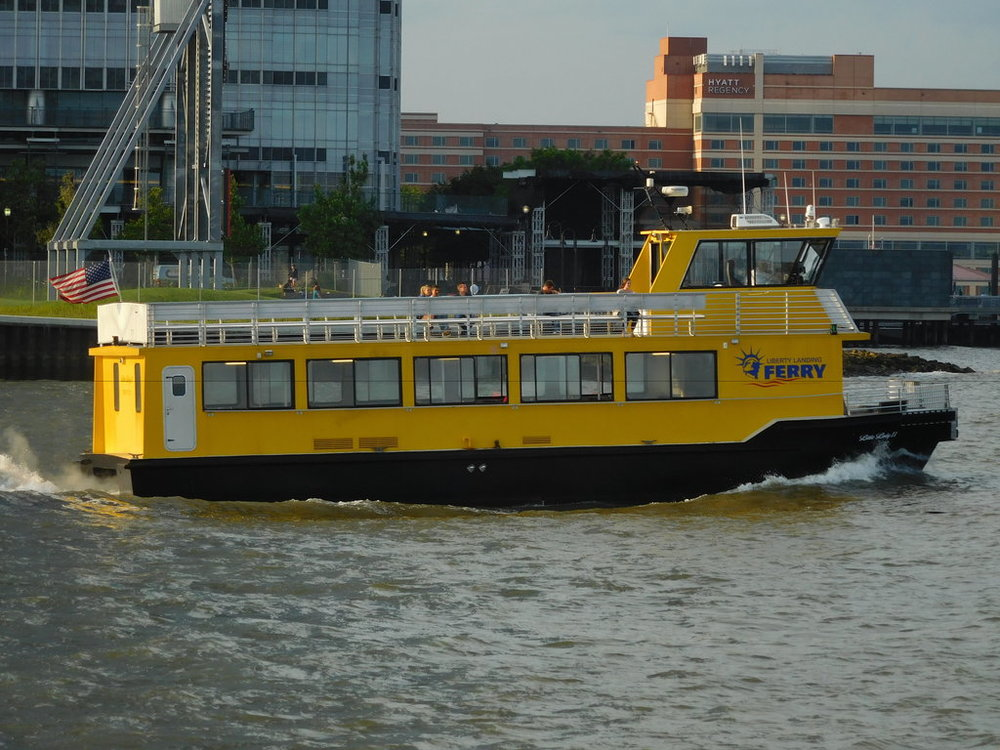 Liberty Landing ferry - Water Taxi