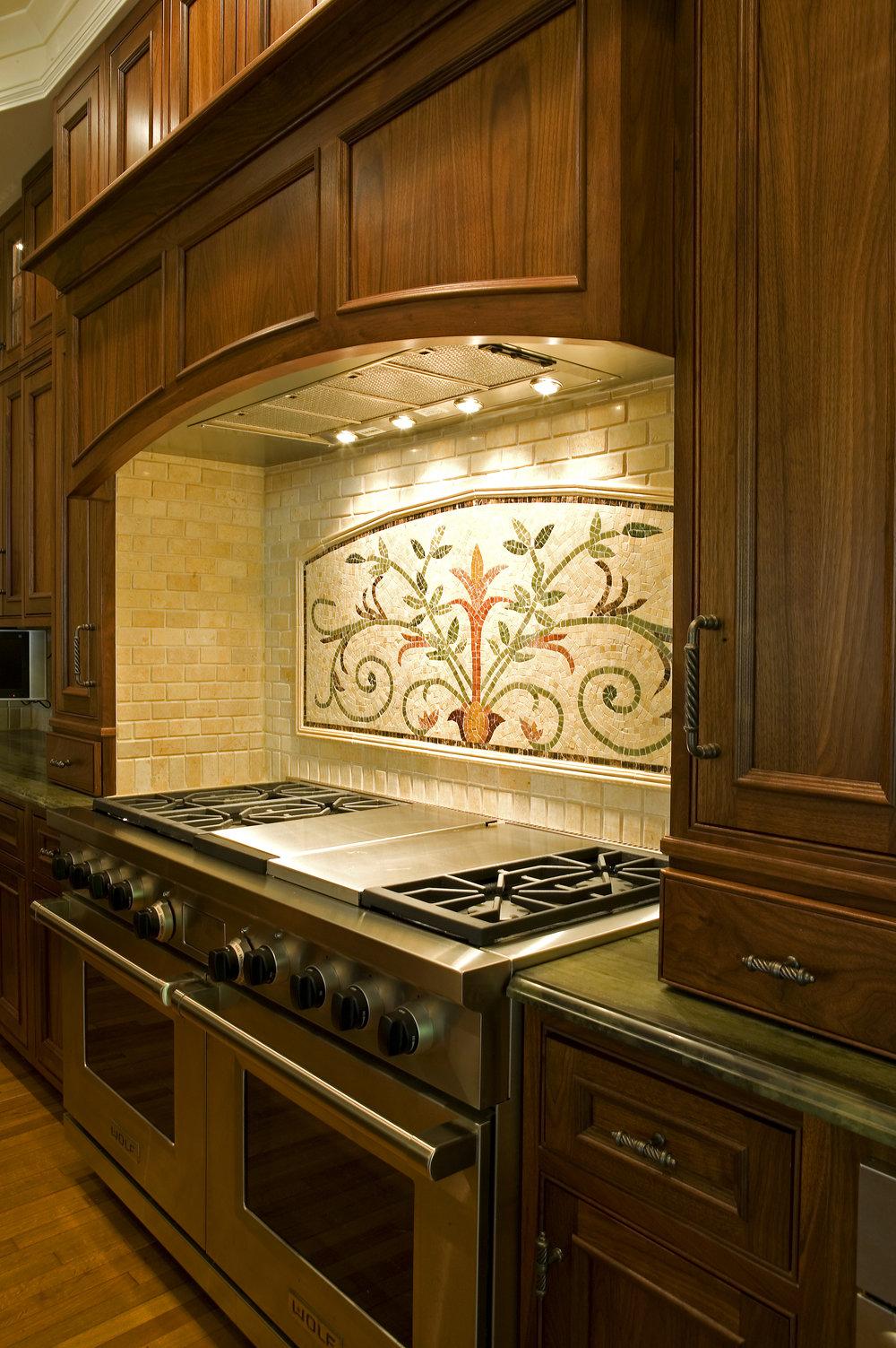 Kitchen staging interior design 1210 GREENWOOD 003.jpg