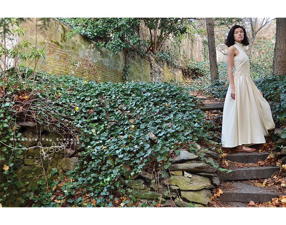 Model: Eden Tai  Photography + Styling: McKenzie Everett