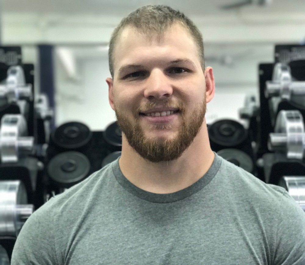BRENT O'HALLORAN - ASSISTANT STRENGTH COACH