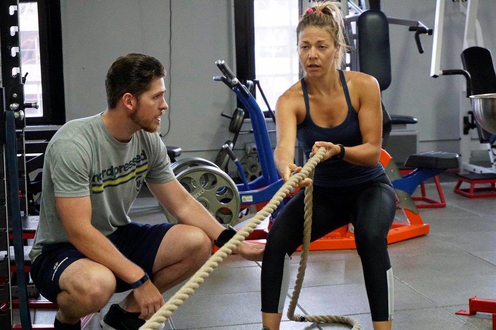 Mariah Training.jpg