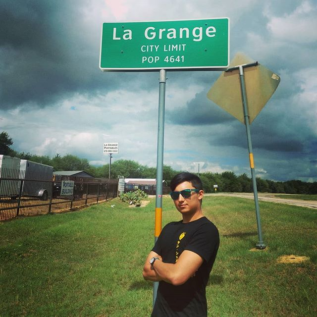 """""""Rumour spreadin' 'round In that Texas town About that shack outside La Grange"""" -ZZ Top  Having a good time jamming around the south 😎😎"""