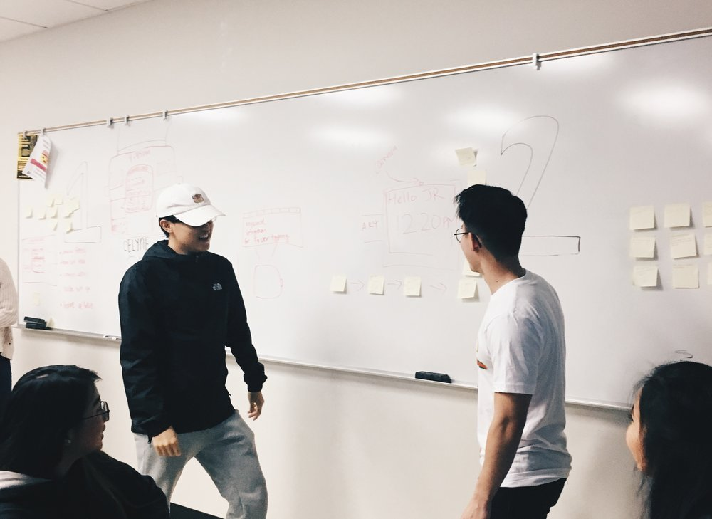 Design Thinking Lab and Mini Competition - January 2018