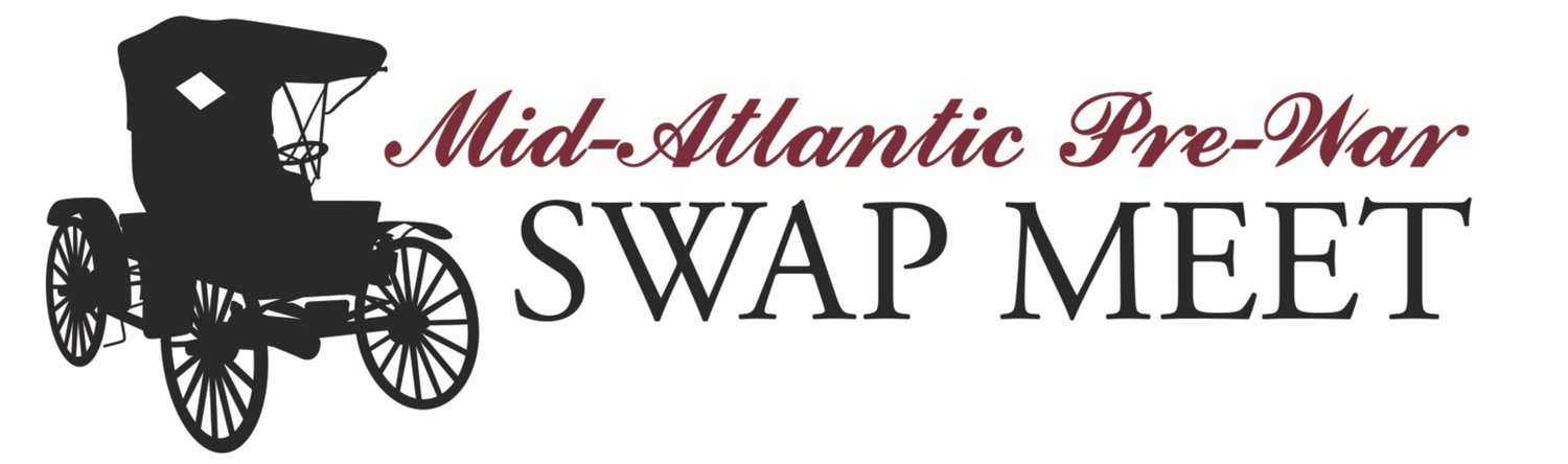 Mid-Atlantic Pre-War Swap Meet