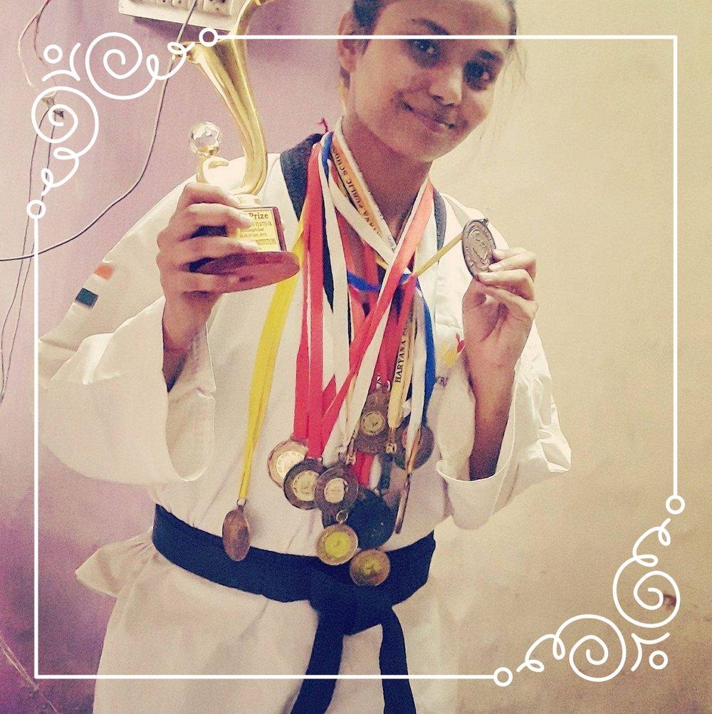 Simran Chauhan - Sportsgirl