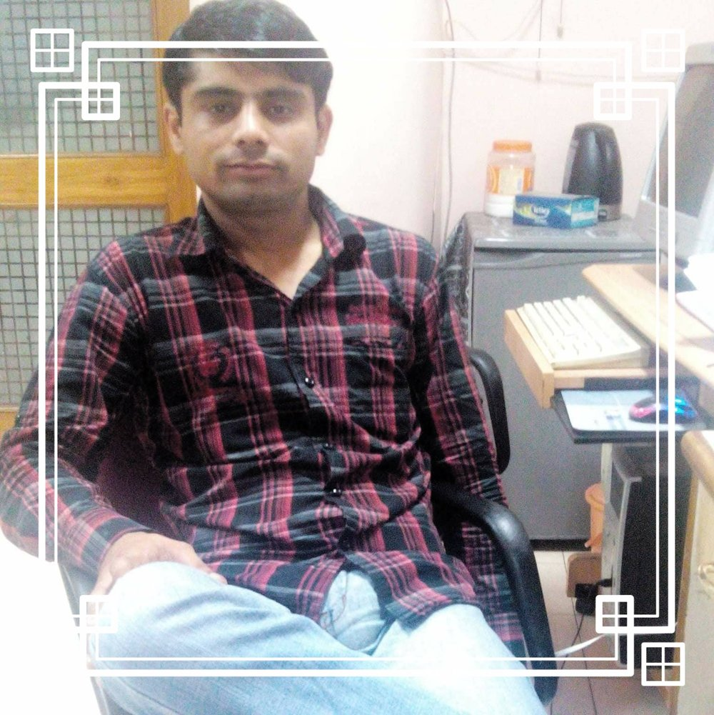Sunil Saroha - Radio Jockey