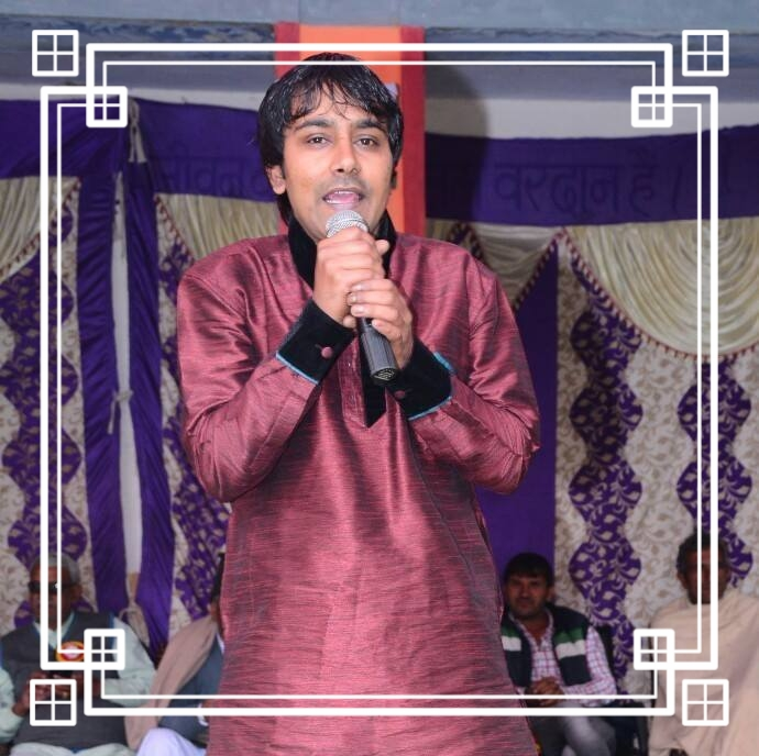 Vikas Sharma Rakhi - Script Writer and Poet