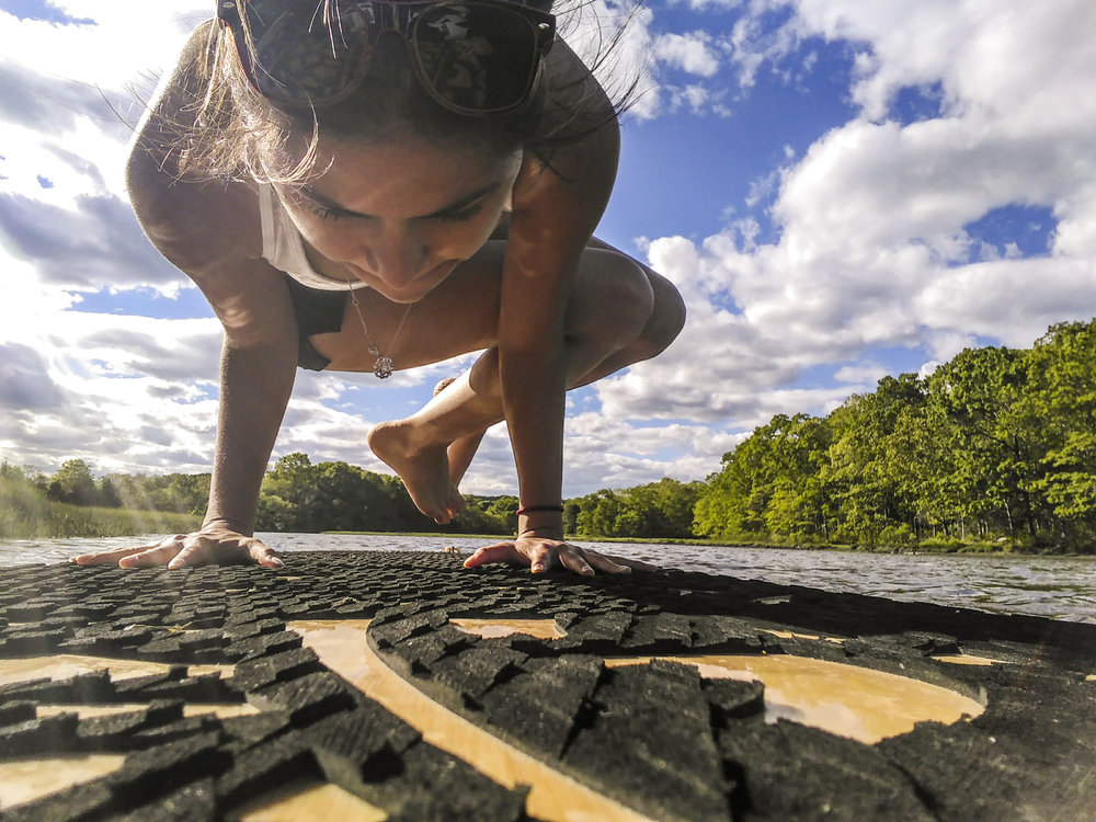 Nataly Cardona - Yoga Instructor
