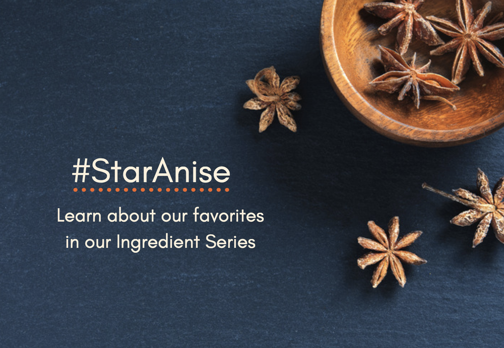 Ingredient Series Part 1: Star Anise