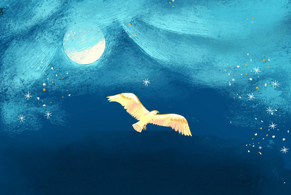 Moon-bright Parthena