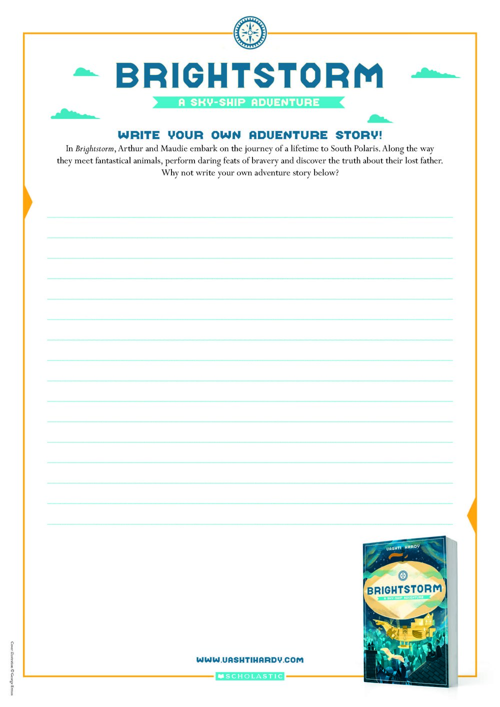 Write you own adventure story