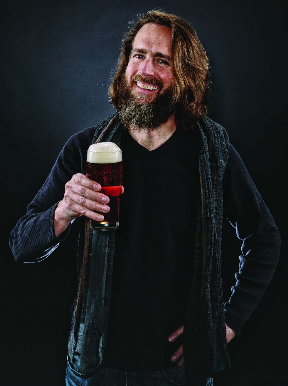 Greg Koch, Co-Founder of Stone Brewing Co.