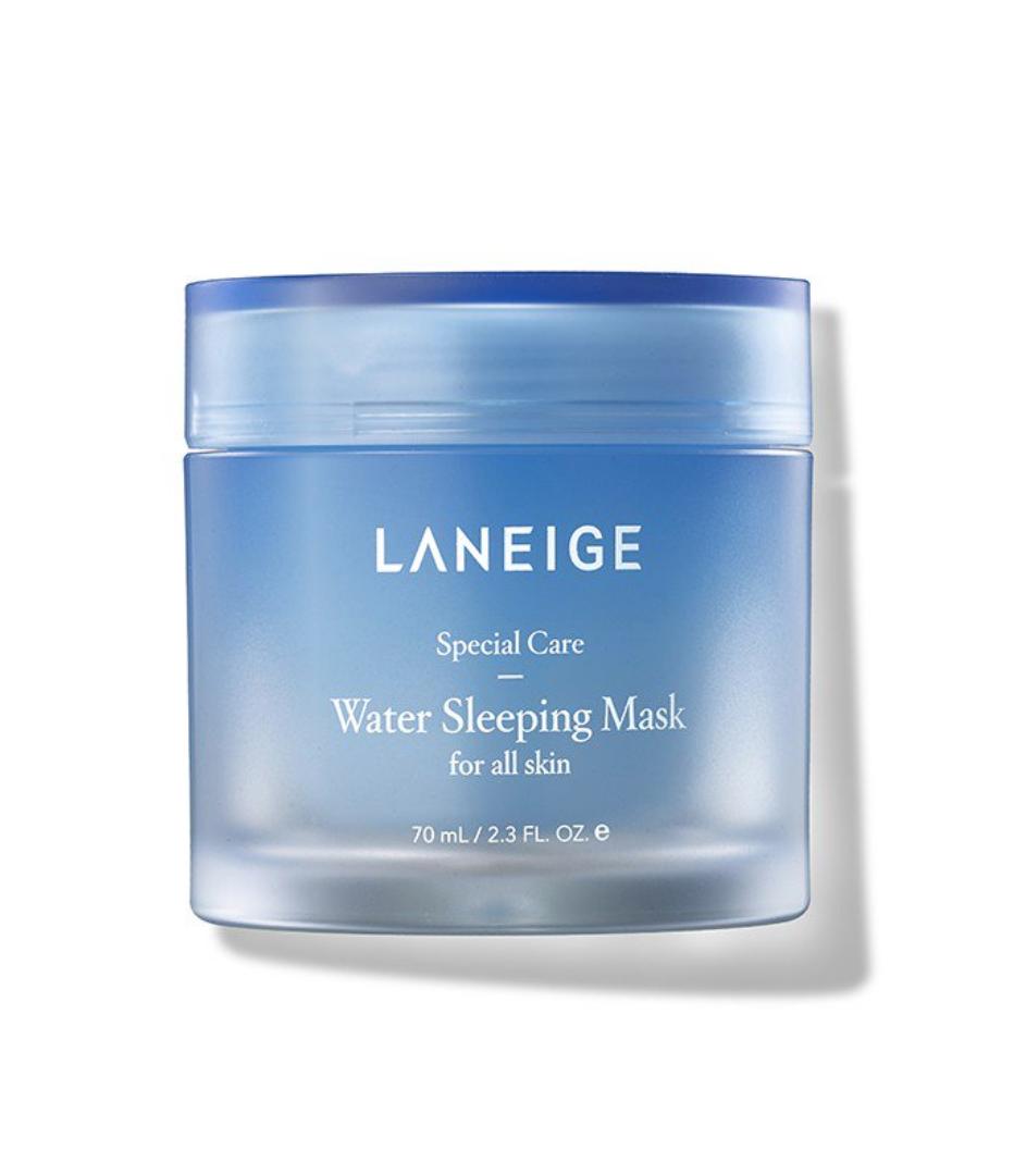 REVIEW: Laneige Water Sleeping Mask -