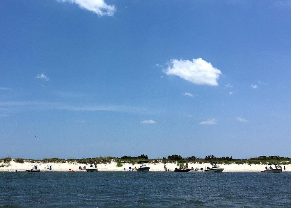 South Topsail Beach, North Carolina