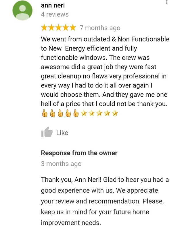 We have nearly 400 5-star reviews on Google 😎🤯😁 We are mind blown from all of the positive feedback. We have helped thousands of customers and are beyond proud to help our community with their journey to energy efficiency!