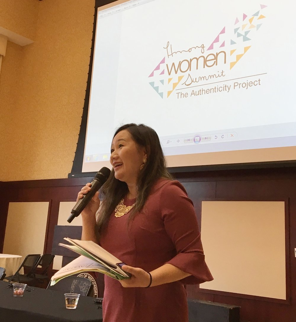 Nancy Xiong | Hmong Women Summit | October 2017