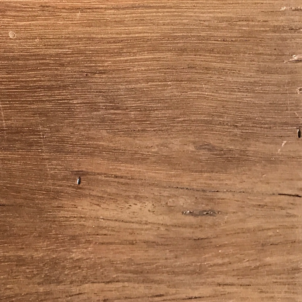 SOLID RECYCLED HARDWOOD (blondes)   *recycled hardwood*  colouring: pale brown to medium brown - mixed colouring throughout.  STANDARD SIZE: 42mm thick  *recycled timber will always have imperfection and variation.