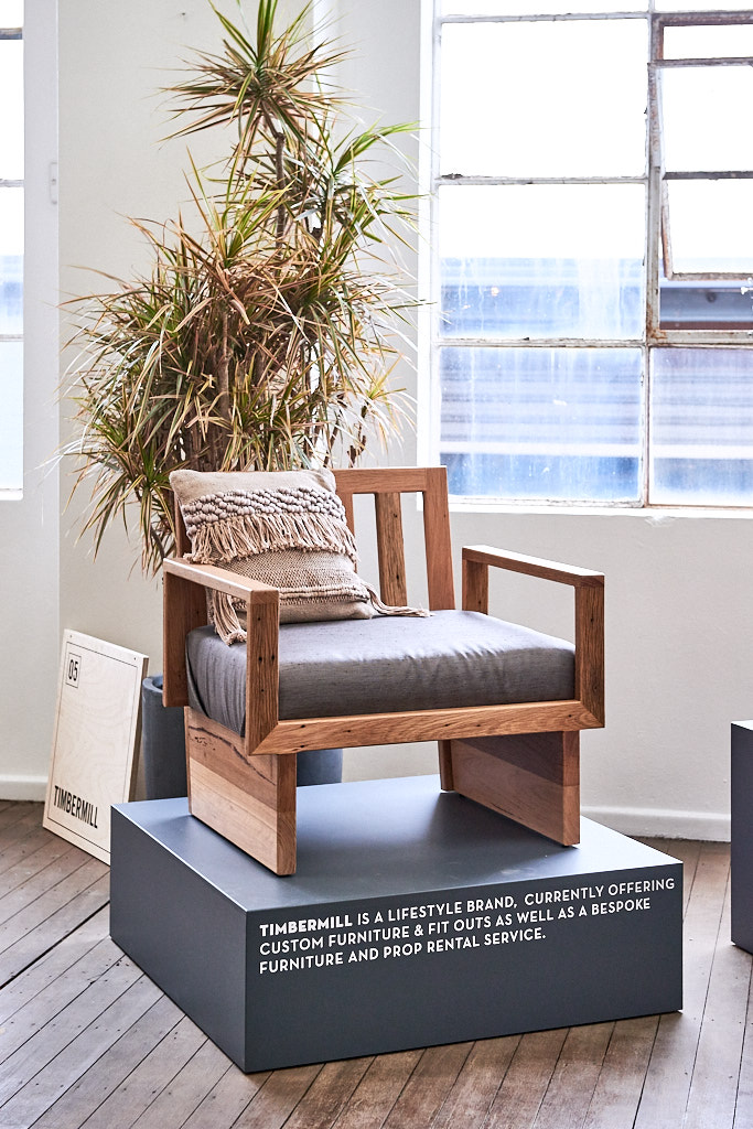 'Jeffries' Chair at Factory Design District