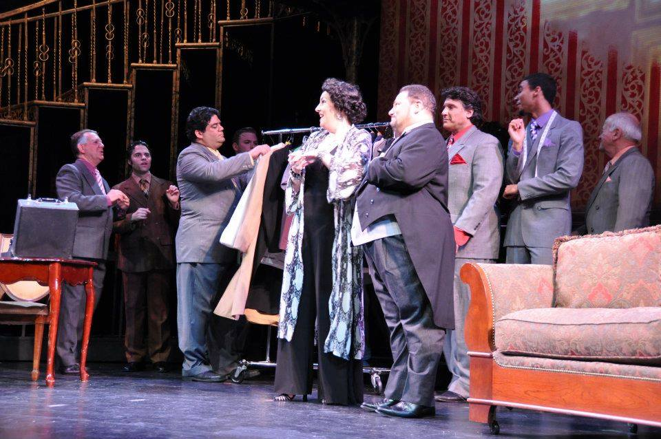 """Manfred"" in ""Sunset Boulevard"", Contra Costa Musical Theatre, 2012"