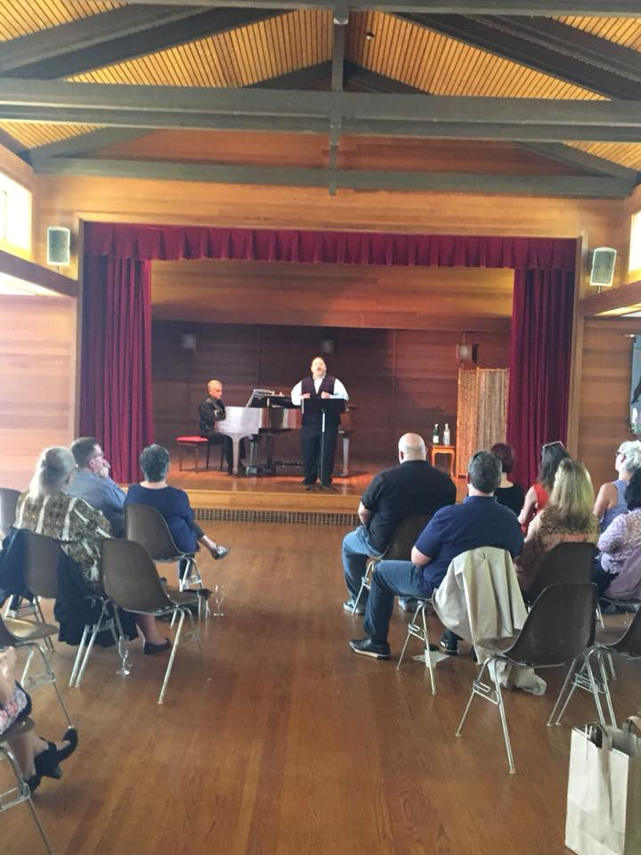 Sausalito Song Society, April 2018