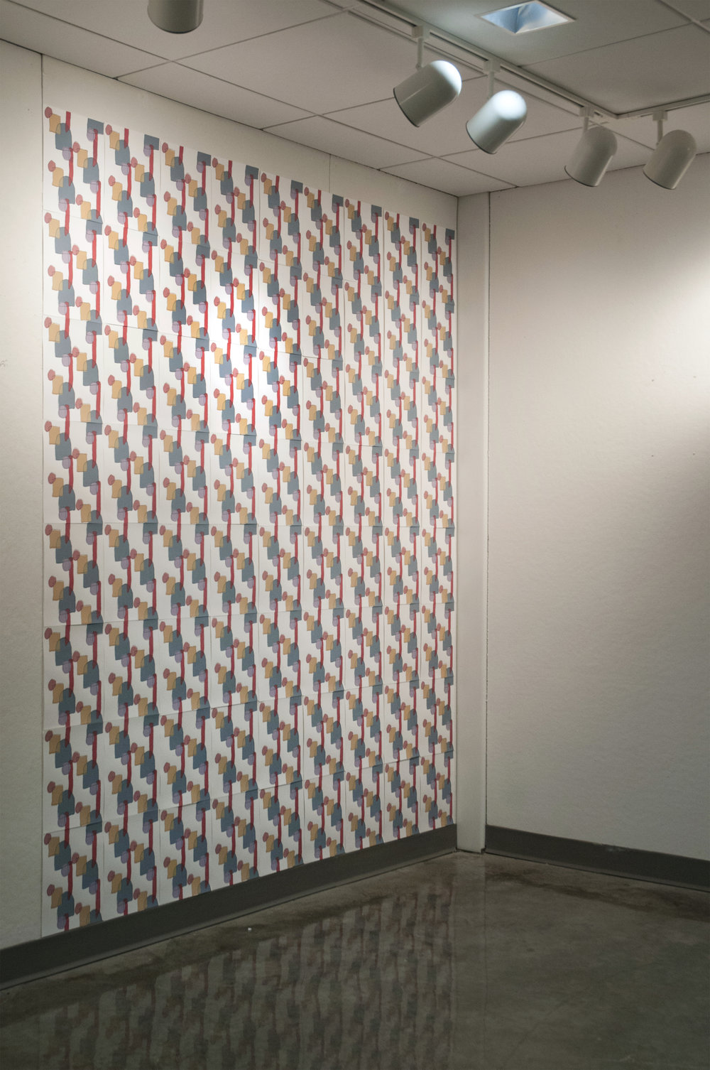Wallpaper For Your Pretentious 10-Year-Old (Installation)
