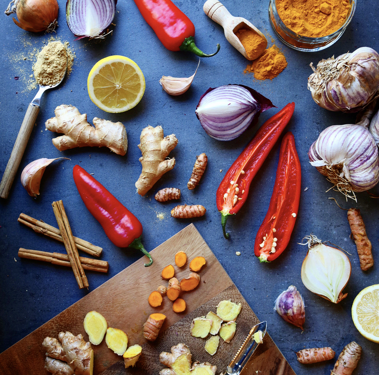 Immune Boosting Ingredients