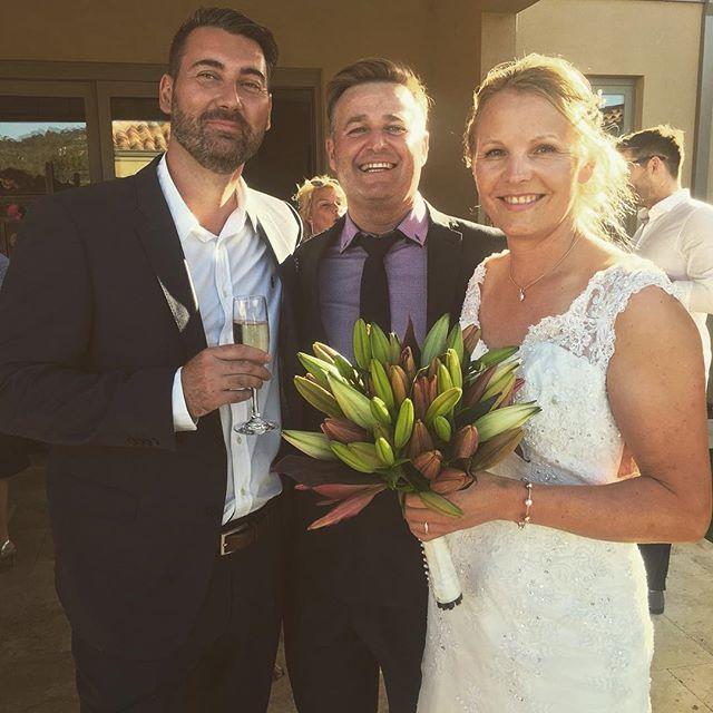 Sean and Mette #davidcareymarriagecelebrant #marriage #love
