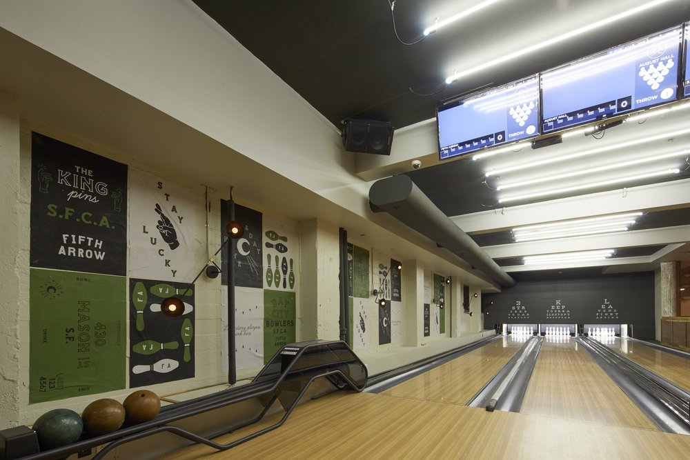 Fifth Arrow Bowling Lanes