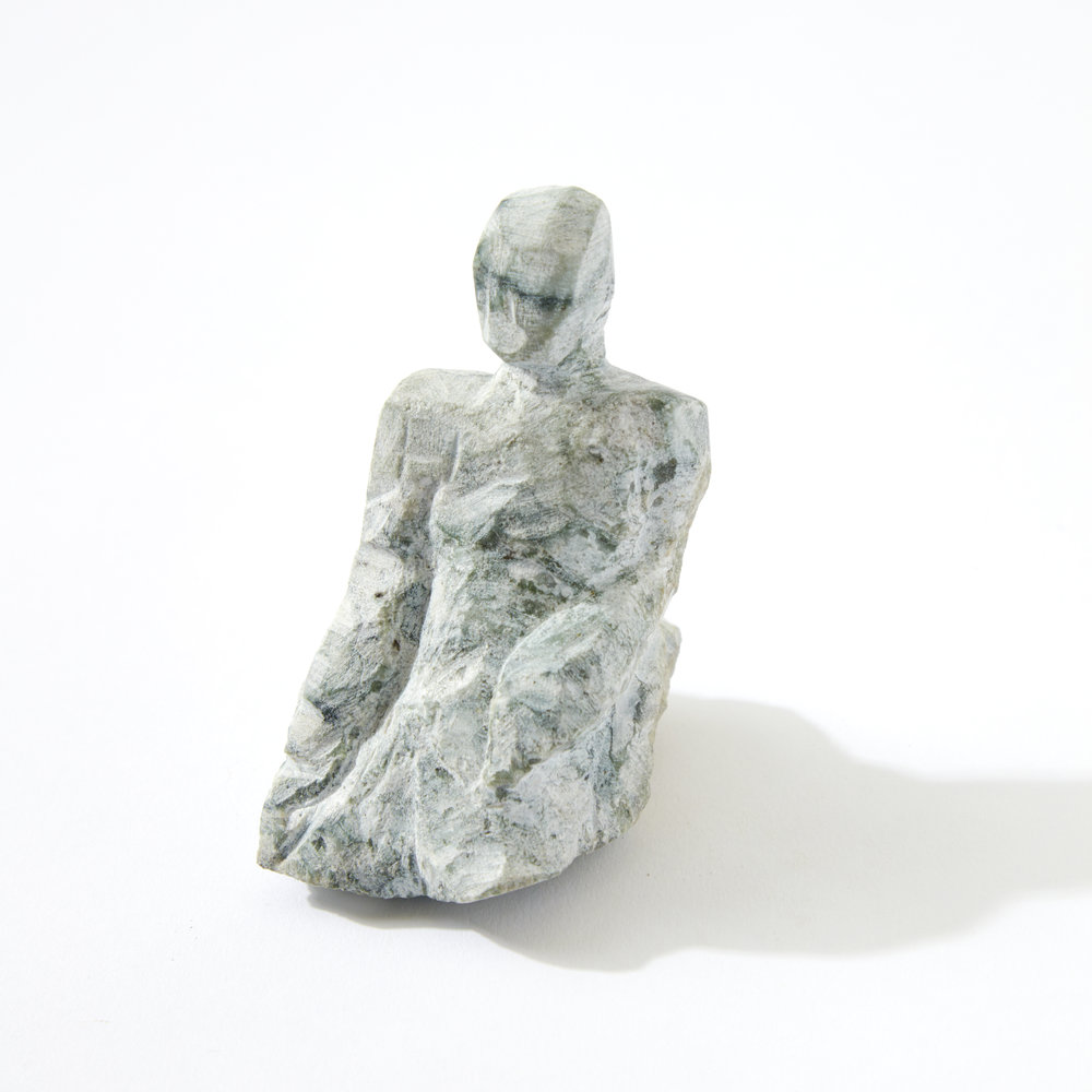 Leaning Figure, 2017