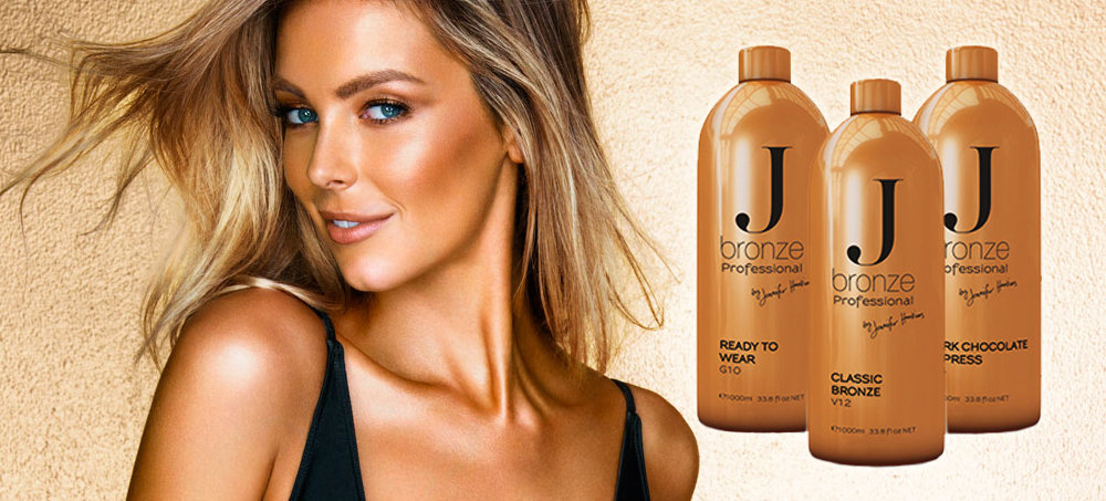 J-BRONZE - Q10 READY TO WEAR    About:  Jbronze Ready to Wear will deliver a beautiful and natural looking golden tan. G10 is long lasting, quick drying, non sticky, non oily, with a subtle coconut/vanilla scent.   Average length of tan:  5 Days +   Development Time : 4 Hours, the longer you leave it on the darker the result.   Result:  Light, medium and can be   darker if left longer   Suitable For:  Great for all skin types, especially pale or lighter complexions. Designed for people who want natural golden colour, or want to head straight out without having to shower.    About the ingredients:    Green Base 10% DHA 100% Certified Natural DHA 98% Natural NO Parabens, Palm Oil, Silicone, Phenoxyethanol, Propylene Glycol, Phthalates or Pegs