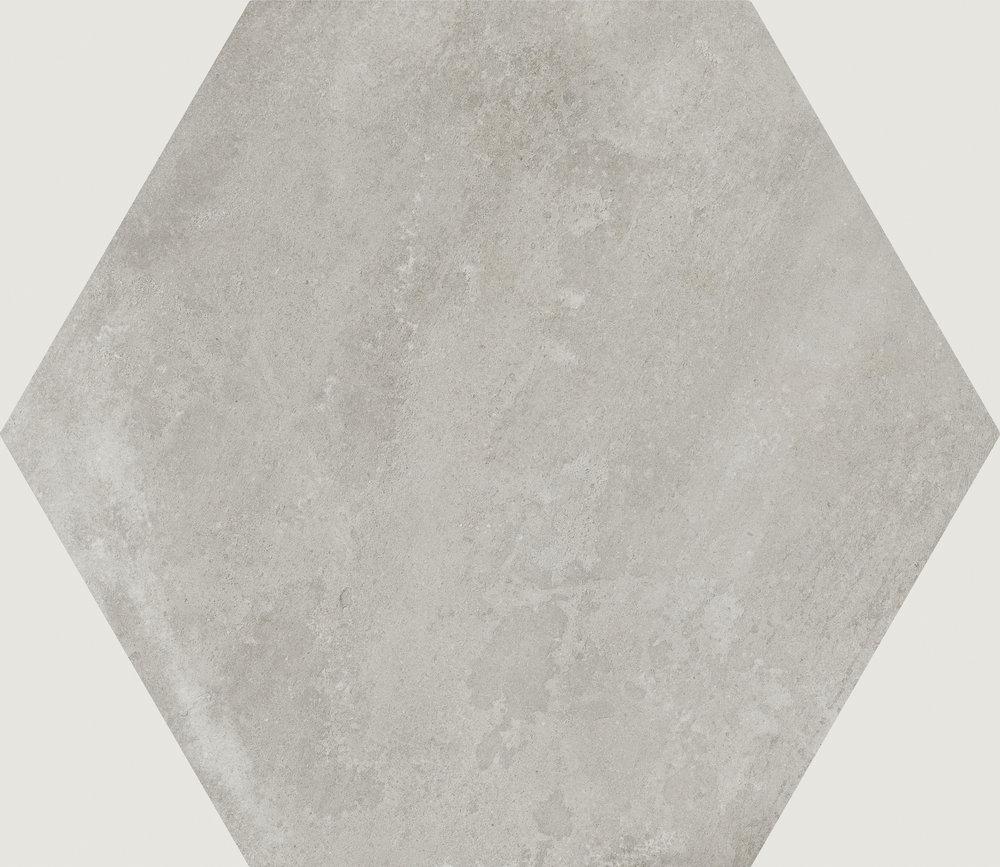 Urban Hexagon Silver