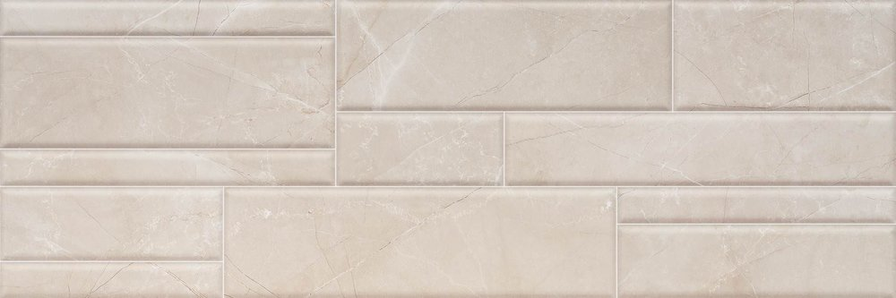 Pulpis Alias Marfil 40x120 cm Wall Tile/White Body/Gloss/V3/Rectified