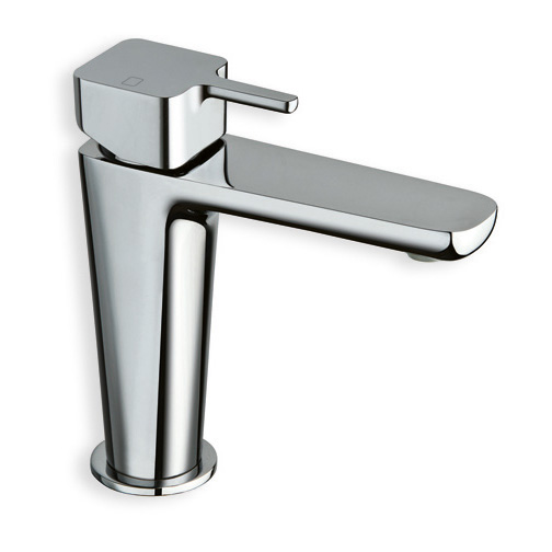 """KG 21051  Available in Chrome color. Accepts indent orders for other colors.  Basin mixer with 1""""1/4 Up&Down waste"""