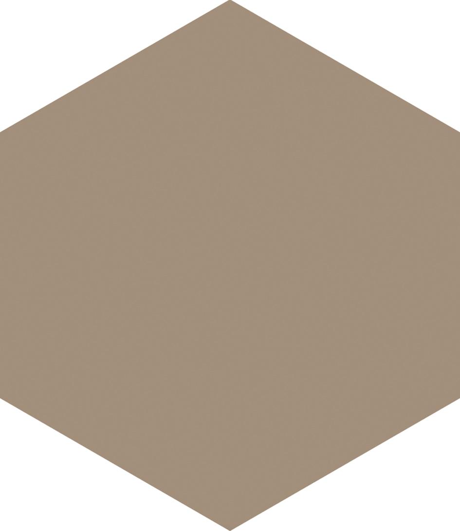 Hexagon Earth 17.5x20.2 cm