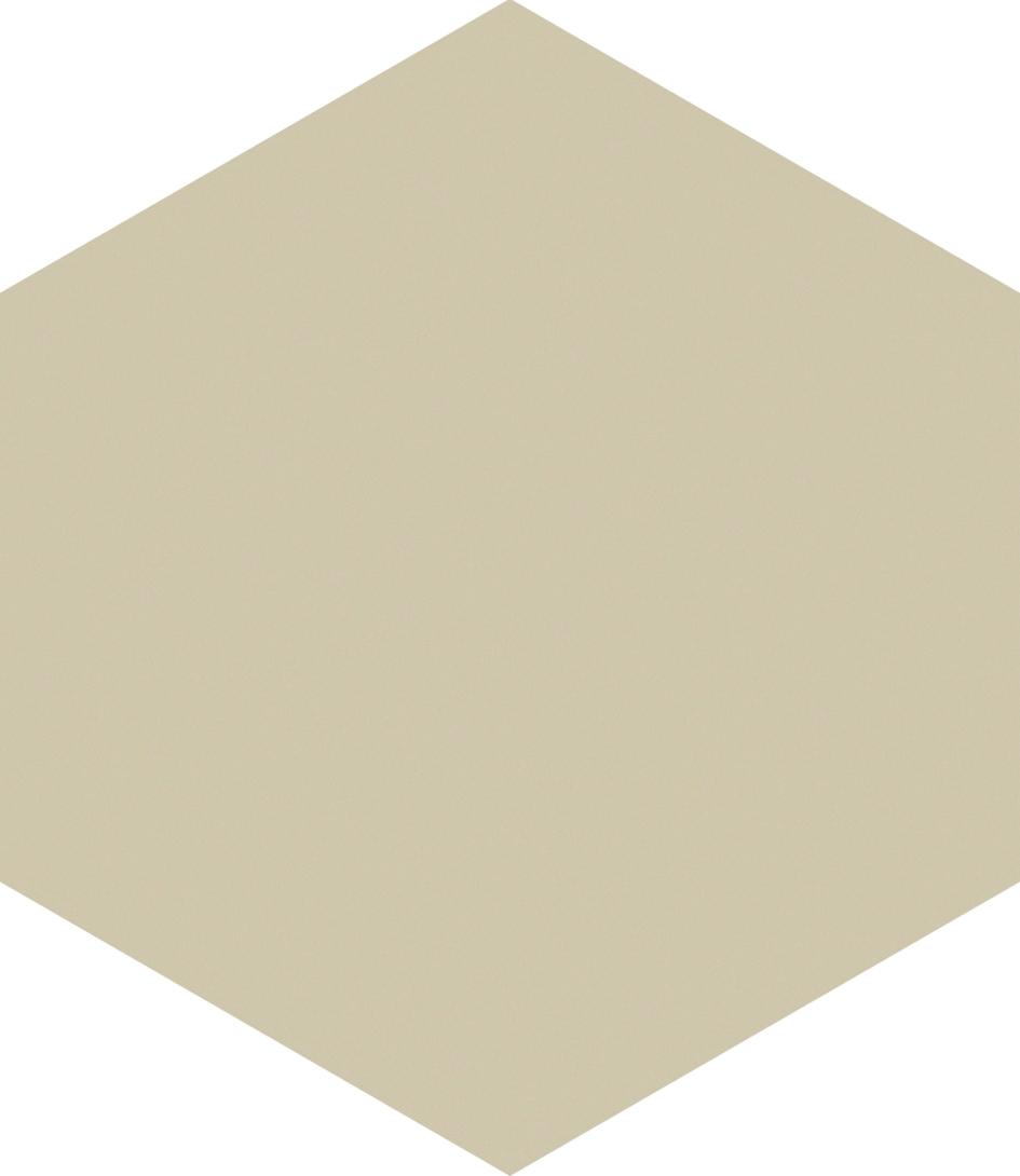 Hexagon Grey 17.5x20.2 cm