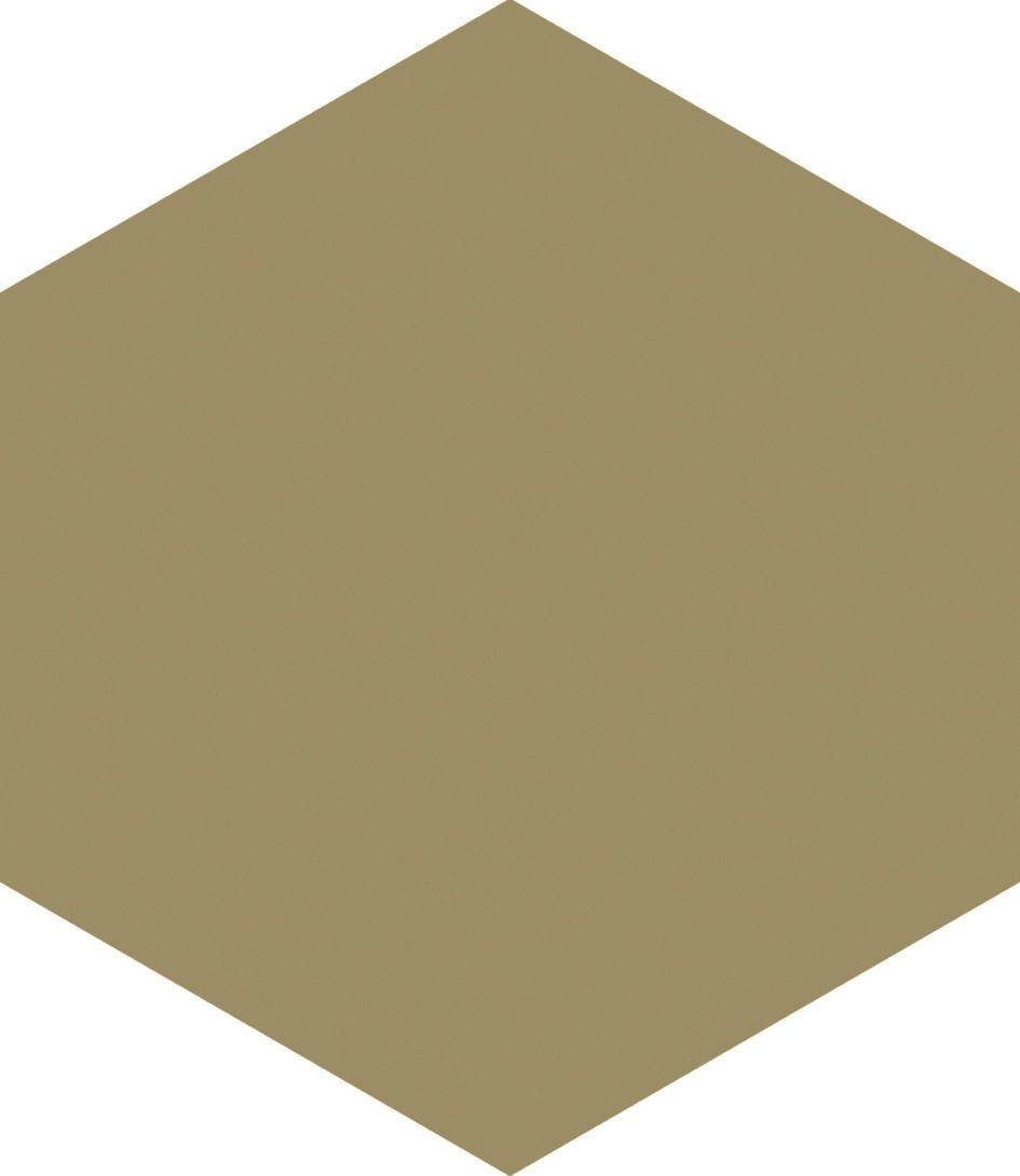 Hexagon Tortola 17.5x20.2 cm