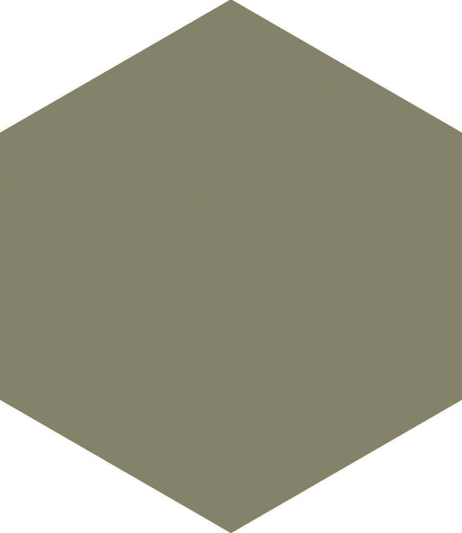 Hexagon Slategrey 17.5x20.2 cm