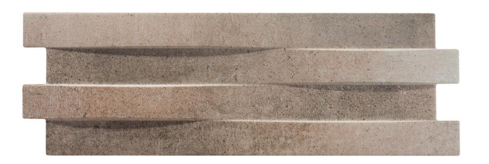 Brunswick Cement Taupe 17x52 cm