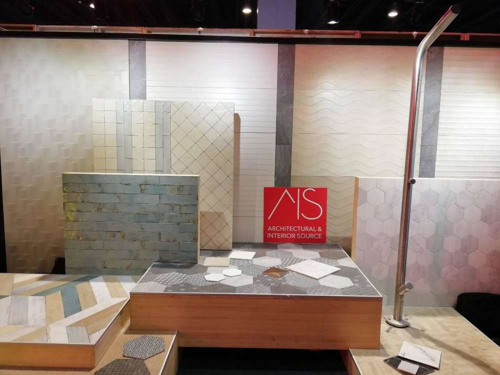 Architectural U0026amp; Interior Source Booth At ID Show 2018