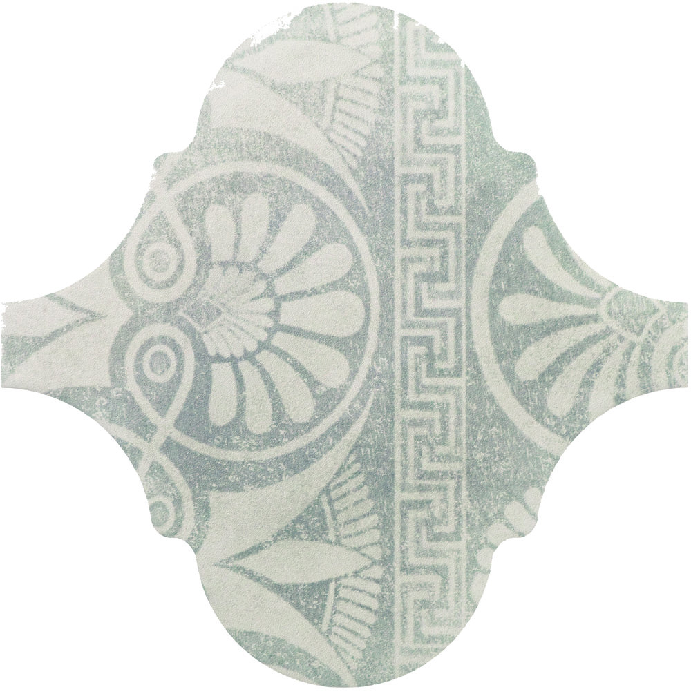 Curvytile Factory Avenue Grey 26.5x26.5 cm (random design)