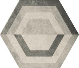 Domme Lods Mix Grey 17.5x20.2 cm  (random design)