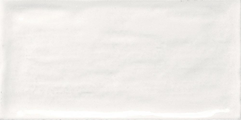 Piemonte White 7.5x15 cm  Wall tile/ Red Body / Brillo