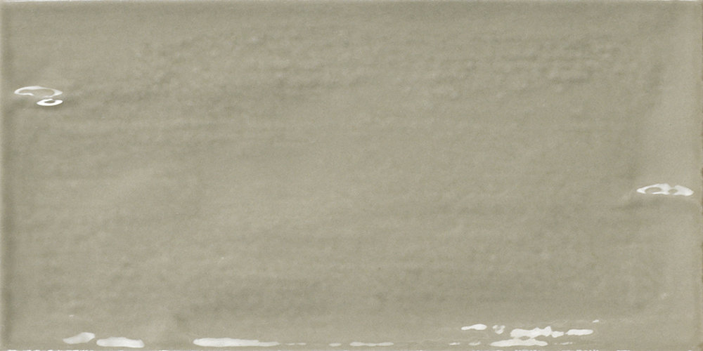 Piemonte Avocado 7.5x15 cm  Wall tile/ Red Body / Brillo