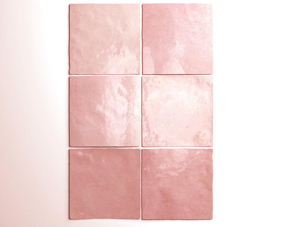 Artisan Rose Mallow 13.2x13.2 cm