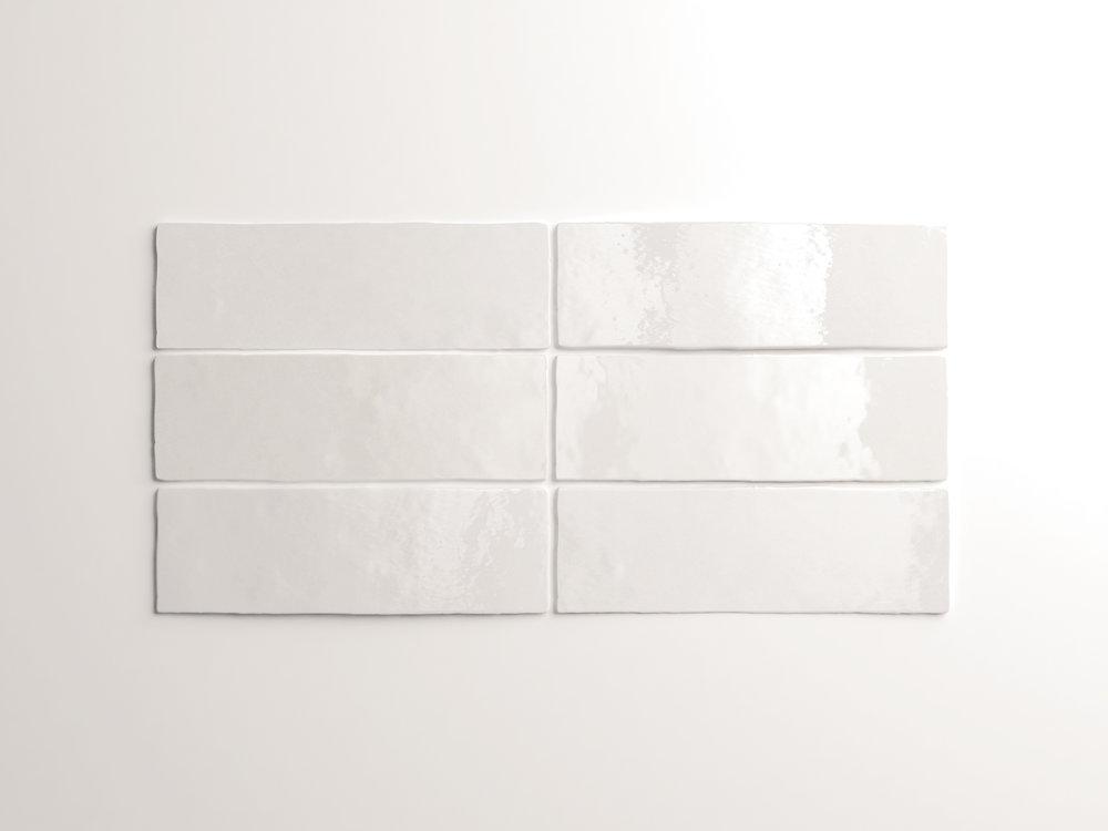 Artisan White 6.5x20 cm