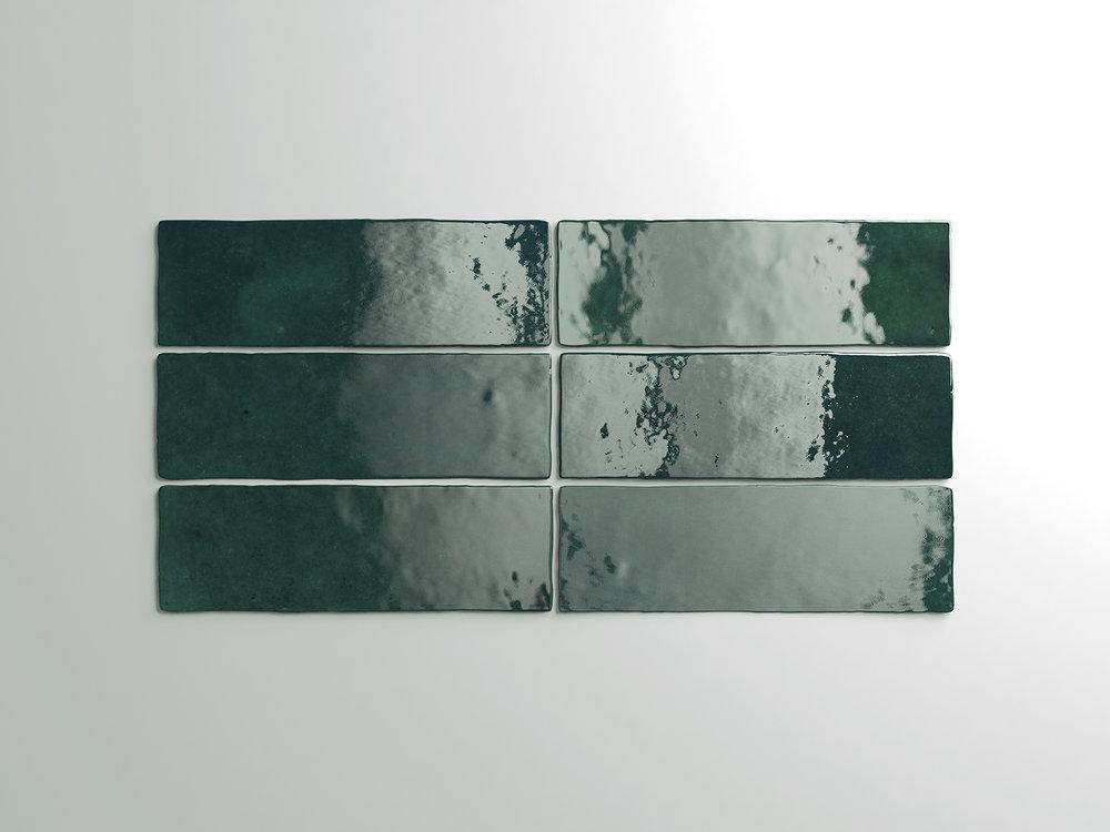 Artisan Moss Green 6.5x20 cm