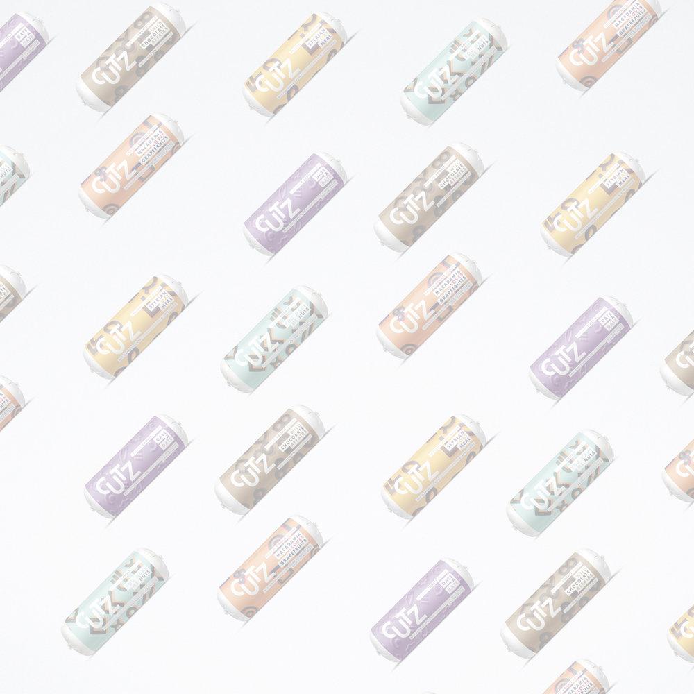 CUTZ - Eine Tiefkühlmarke die Spaß machen soll.