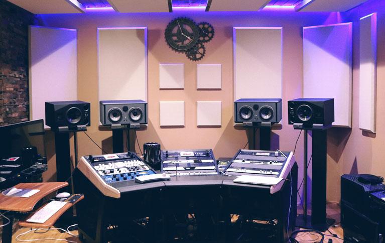 Recording Studio/Location Recording -