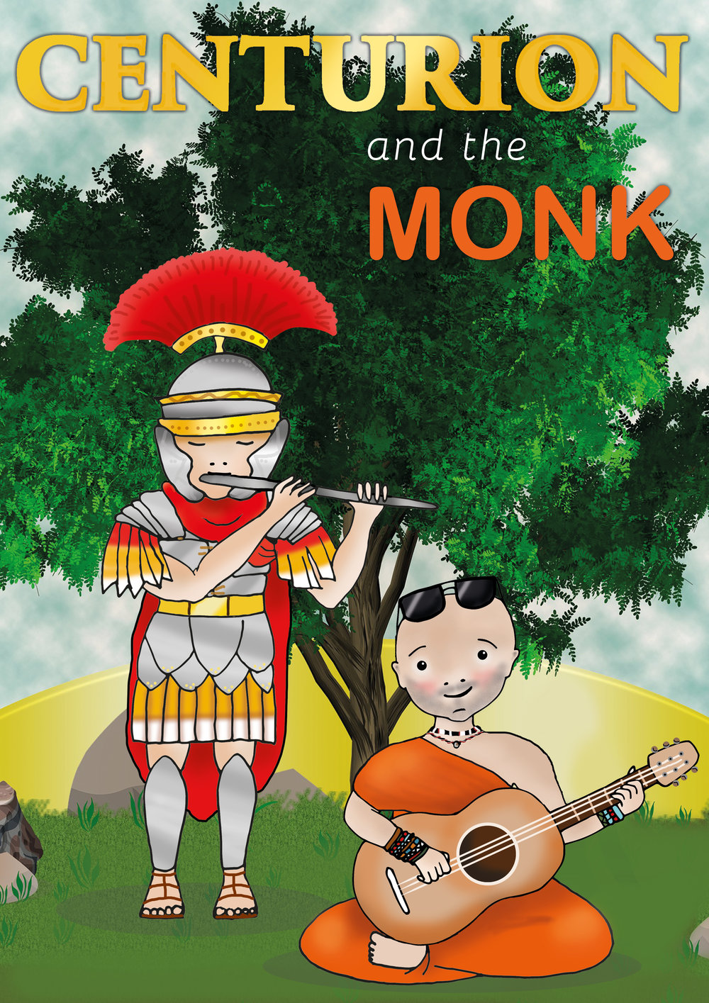 Centurion and the Monk -