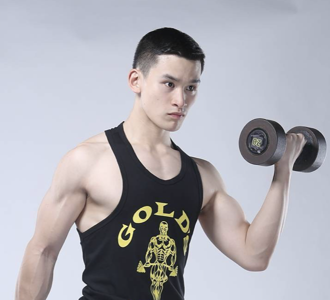 Russell Tee - Competing Bodybuilder, Gold's Gym Bodycon ParticipantBodybuilding, Track & Field